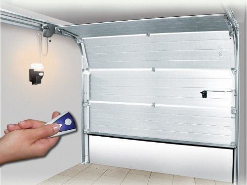 instalación reparación mantenimiento de garages a control re
