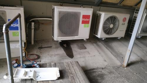 instalación, reparación, mantenimiento y venta de a/a