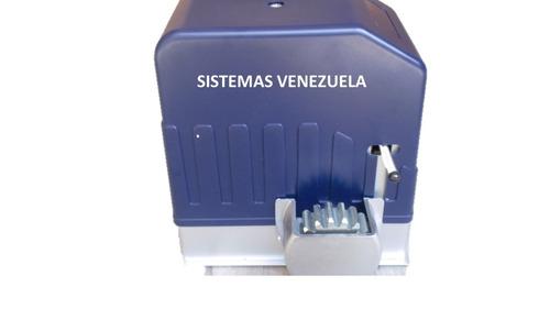 instalación reparación porton eléctrico sistemas venezuela