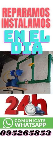 instalación reparacion service de bombas de agua sanitaria