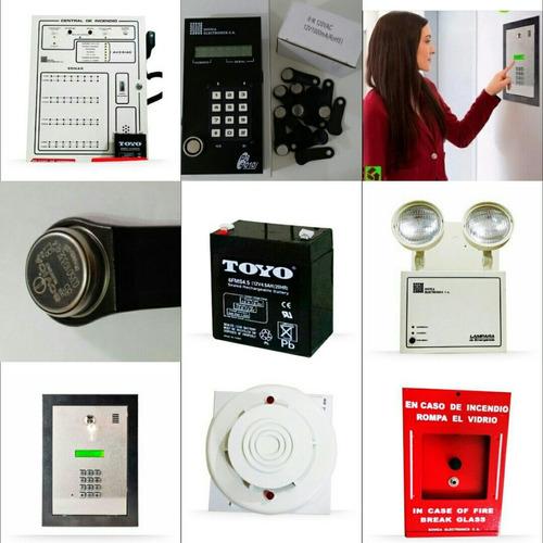 instalación, reparación, suministro control de acceso sovica