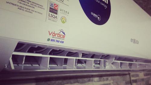 instalacion reparacion y mantenimiento de aire acondicionado