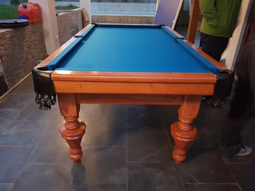 instalación, reparación y restauración de mesas de pool