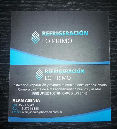instalación reparacion y venta de aire acondicionado