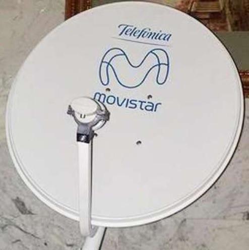 instalación satelitales servicio
