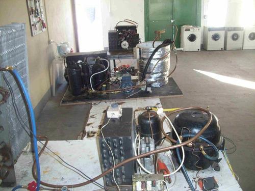 instalacion, servi, aire acondicionado
