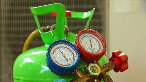 instalación service aire acondicionado carga gas domicilio