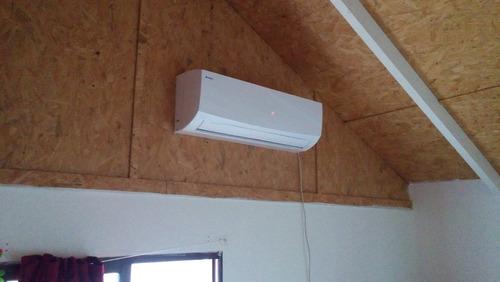 instalacion , service de aire acondicionado