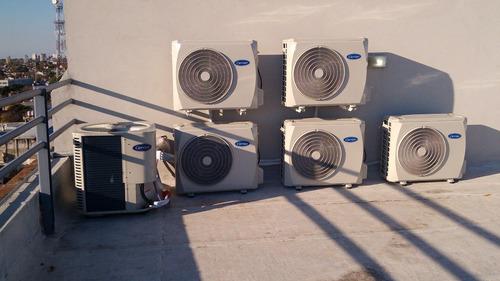 instalación /service de aire acondicionado matriculados!