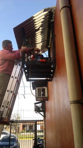 instalacion service de aires acondicionados y heladeras