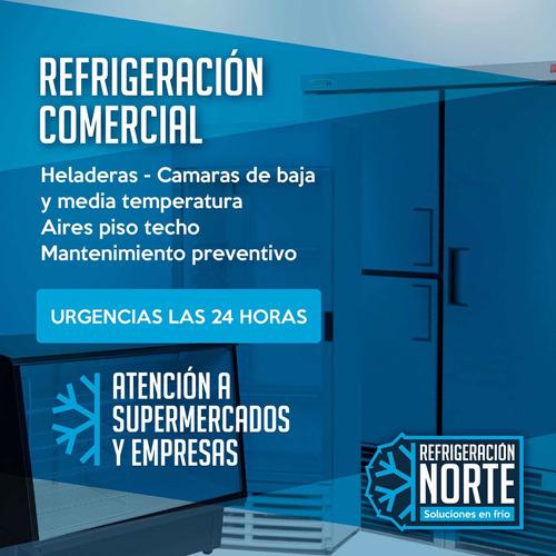 instalacion service técnico aire acondicionado / heladeras