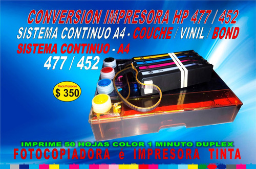 instalacion sistema continuo hp 477 452