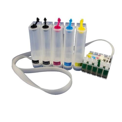 instalacion sistema continuo para epson tintas unlimited ink