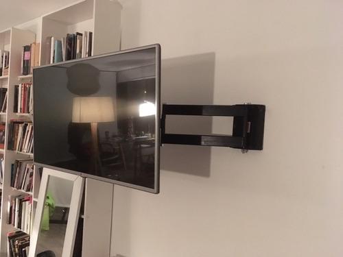 instalación soportes tv led, lcd plasmas