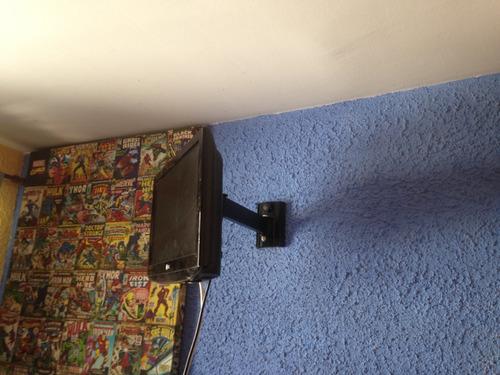 instalación soportes tv, led,lcd,plasma y curvas
