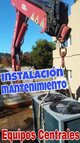 instalacion split acondicionado electricista matriculado dci