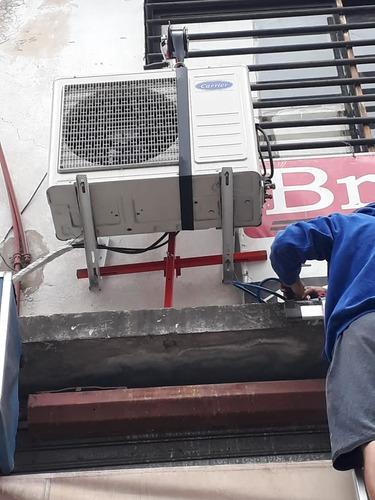 instalacion split aire acondicionado matriculado inverter