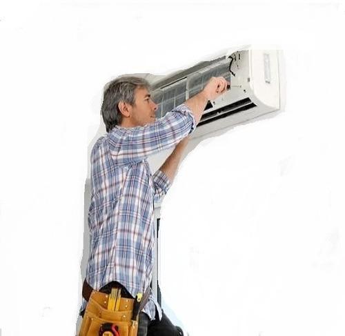 instalación split aire acondicionado reparación matriculado