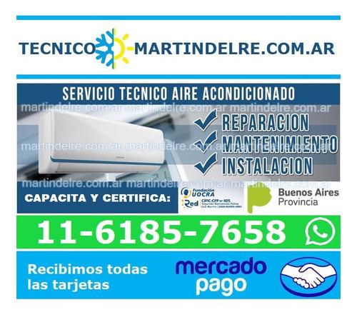 instalacion split aire matriculado service reparacion
