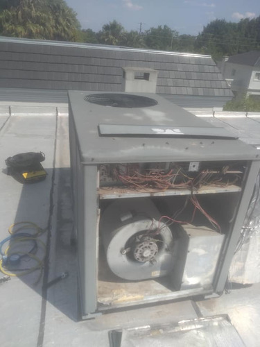 instalacion split colocacion aire acond split matricula