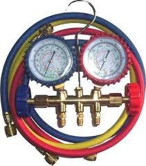 instalacion split colocacion de aire carga de gas service
