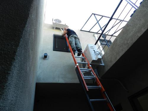 instalacion split reparacion aire acondicionado carga de gas