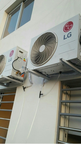 instalacion split reparacion mantenimiento y carga de gas