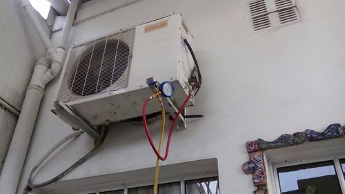 instalacion split service heladeras lavarropas zona sur