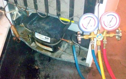 instalacion split service reparación heladeras lavarropas