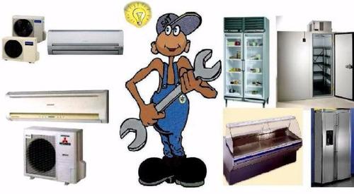 instalación split, servicio aires acondicionados,matriculado