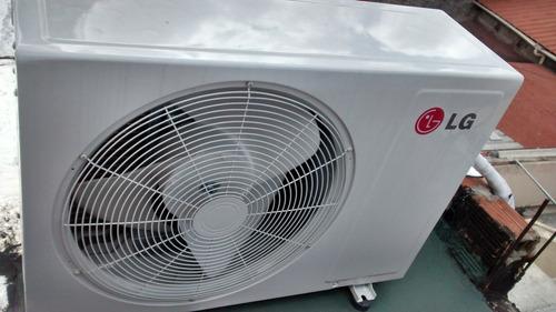 instalacion split servis aires aconcicionados(boedo,parque))