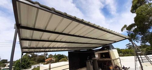 instalación techos livianos sobretechos