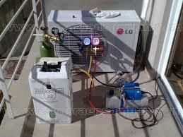 instalación tecnico service reparacion aire acondicionado