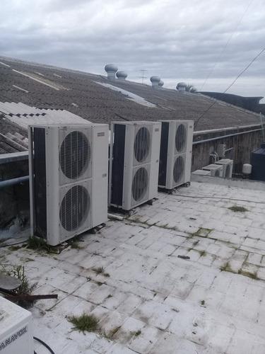 instalacion venta y service de aire acondicionado todas las