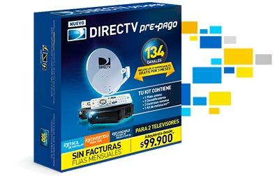 instalacion venta y service de directv prepago