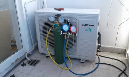 instalacion y colocacion  de aires acondicionados split