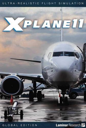instalación y configuración de x-plane11 via remota