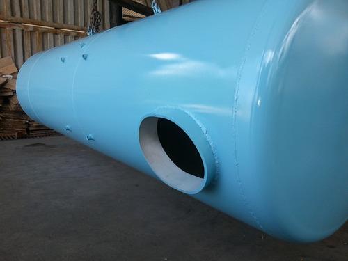 instalacion y fabricacion de tanque hidroneumatico pulmon