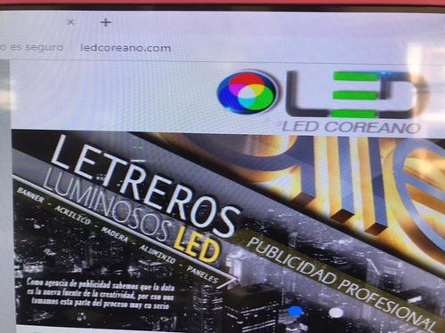 instalacion y fabricacion letras volumetricas/acrilicas