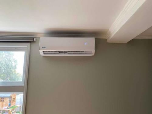 instalación y mantencion de aire acondicionado