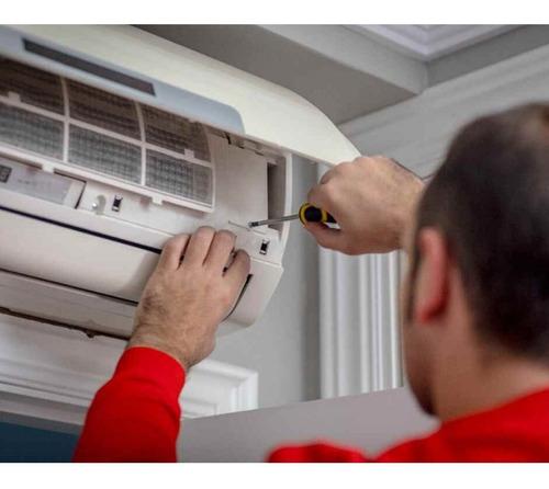 instalación y mantencion de aire acondicionado ,automotriz