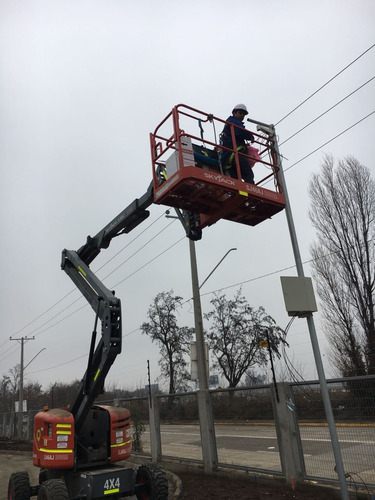 instalación y mantención de cámaras de seguridad