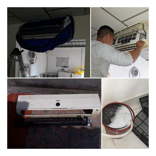 instalacion y mantenimiento de aires acondicionados