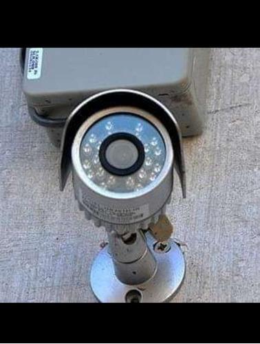 instalacion y mantenimiento de camaras de segurida (cctv)