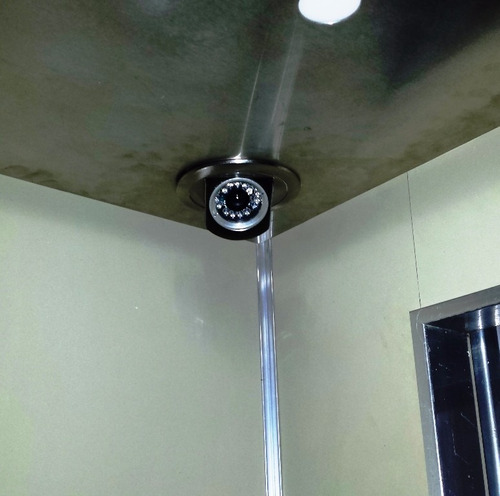 instalación y mantenimiento de cámaras de seguridad
