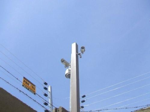 instalación y mantenimiento de cercos electricos .