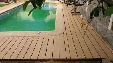 instalación y mantenimiento de deck. incluye a regiones.