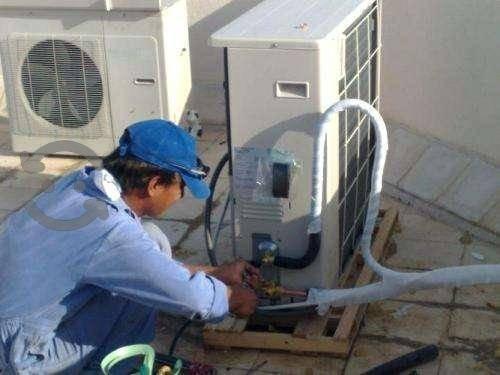 instalación y mantenimiento de minisplit
