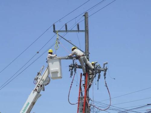 instalación y mantenimiento de redes electricas en alta baja
