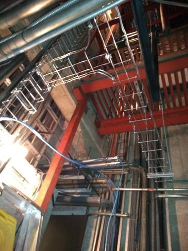instalación y mantenimiento de sistemas de seguridad